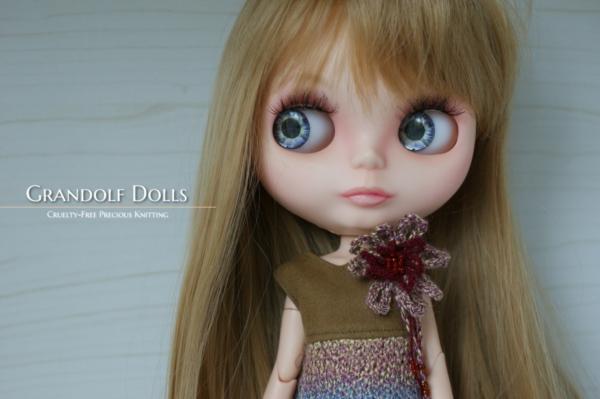 新レジュたん@Grandolf Dolls