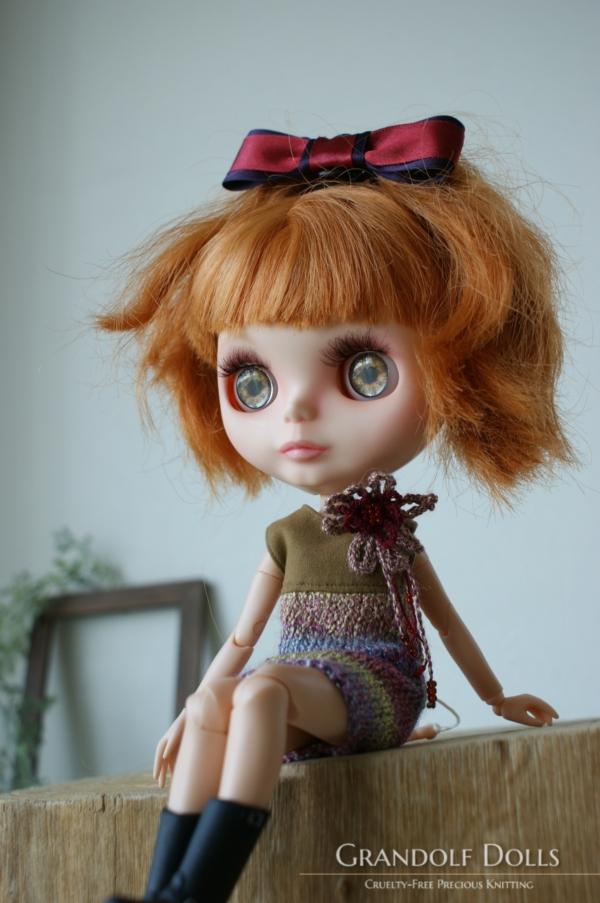 レジュたんヘアアレンジ@Grandolf Dolls
