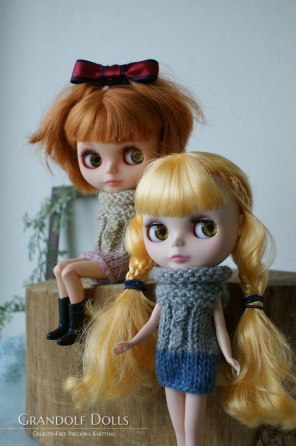 新グレちゃん@Grandolf Dolls
