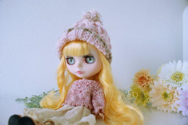 きょうのおぼうしby Grandolf Dolls